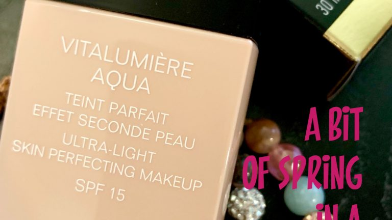 Chanel Vitalumière Aqua Foundation | Skin Perfecting Makeup SPF 15